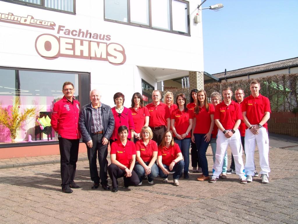 Team - Heimdecor Fachhaus Oehms Prüm